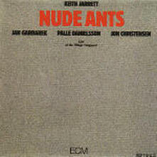 Nude Ants - CD Audio di Keith Jarrett,Jan Garbarek,Palle Danielsson,Jon Christensen