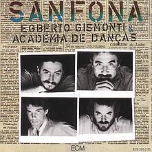 Sanfona - CD Audio di Egberto Gismonti
