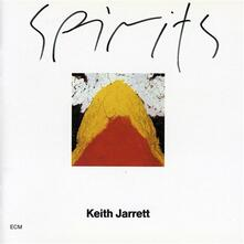 Spirits - CD Audio di Keith Jarrett
