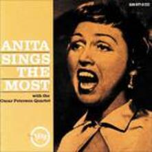 Anita Sings the Most - CD Audio di Anita O'Day