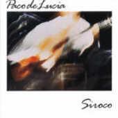 CD Siroco Paco De Lucia