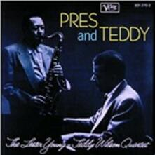 Pres and Teddy - CD Audio di Lester Young,Teddy Wilson
