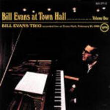 At Town Hall vol.1 - CD Audio di Bill Evans