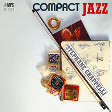 Compact Jazz - CD Audio di Stephane Grappelli