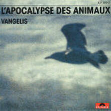 L'apocalypse des animaux - CD Audio di Vangelis