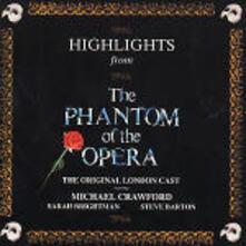 Il fantasma dell'opera (The Phantom of the Opera) - CD Audio di Andrew Lloyd Webber