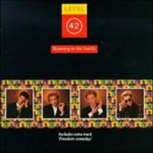 Running in the Family - CD Audio di Level 42