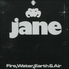 Fire Water Earth & Air - CD Audio di Jane