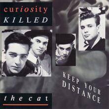Keep Your Distance - CD Audio di Curiosity Killed the Cat