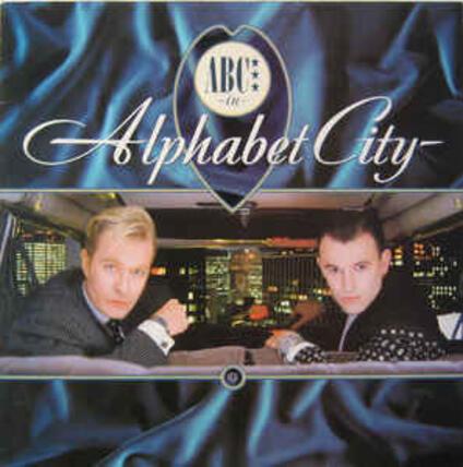 Alphabet City - Vinile LP di ABC