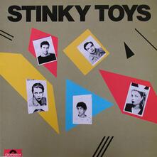 Plastic Faces - Vinile LP di Stinky Toys