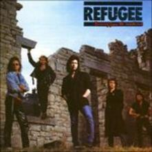 Burning From The Inside - CD Audio di Refugee