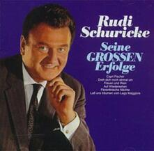 His Greatest Hits - CD Audio di Rudi Schuricke