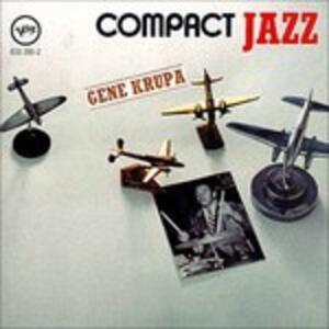 The Drums - CD Audio di Gene Krupa