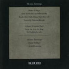 Suite per violoncello n.4 BWV1010 - CD Audio di Johann Sebastian Bach,Thomas Demenga