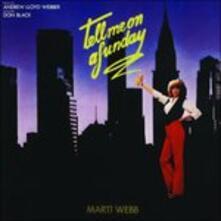 Tell Me on a Sunday - CD Audio di Martin Webb