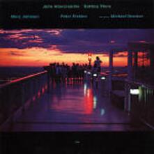 Getting there - CD Audio di Michael Brecker,John Abercrombie,Marc Johnson,Peter Erskine