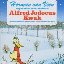 Alfred Jodocus Kwak - CD Audio di Herman van Veen