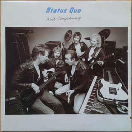 Ain't Complaining - Vinile LP di Status Quo