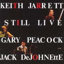 Still Live - Vinile LP di Keith Jarrett,Gary Peacock,Jack DeJohnette