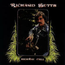 Highway Call (Remastered) - CD Audio di Richard Betts