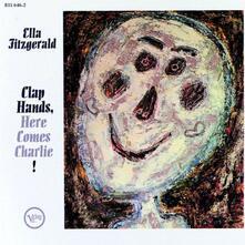 Clap Hands Here Comes Charlie - CD Audio di Ella Fitzgerald