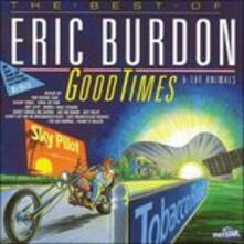 Good Times - CD Audio di Eric Burdon