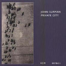 Private City - CD Audio di John Surman