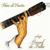 CD Plays Manuel De Falla Paco De Lucia