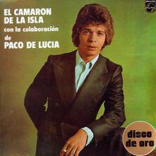 Disco De Oro - CD Audio di Camaron de la Isla