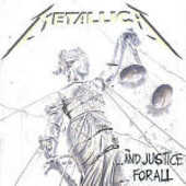 CD And Justice for All Metallica