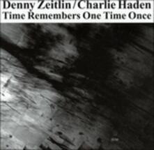 Time Remembers - CD Audio di Charlie Haden,Denny Zeitlin