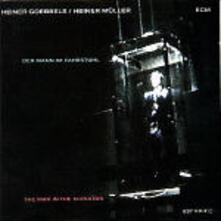 The Man in the Elevator - CD Audio di Heiner Goebbels