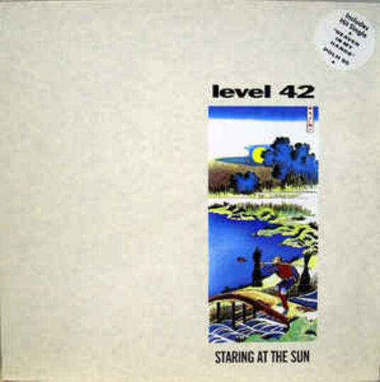 Staring at the Sun - Vinile LP di Level 42