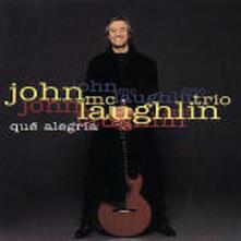 Que alegria - CD Audio di John McLaughlin