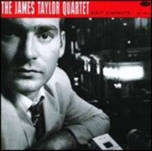 Wait a Minute - CD Audio di James Taylor (Quartet)