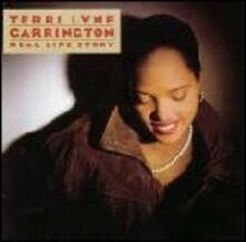 Real Life Story - Vinile LP di Terri Lyne Carrington