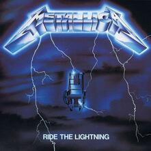 Ride the Lightning (Import) - CD Audio di Metallica
