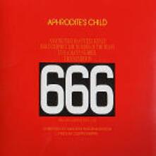 666 - CD Audio di Aphrodite's Child