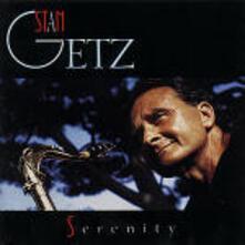 Serenity - CD Audio di Stan Getz