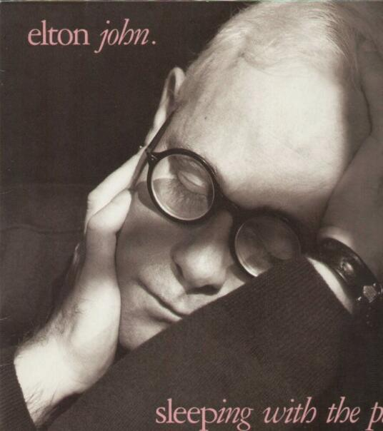 Sleeping With The Past - Vinile LP di Elton John