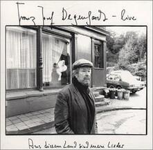 Aus Diesem Land Sind Mein - CD Audio di Franz Josef Degenhardt