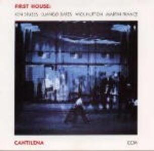 Cantilena - Vinile LP di First House