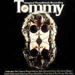 Cover CD Colonna sonora Tommy