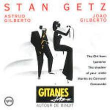 Gitanes Jazz Autour de Minuit - CD Audio di Stan Getz,Astrud Gilberto,Joao Gilberto