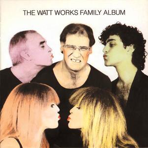 The Watt Works Family Album - CD Audio di Steve Swallow,Carla Bley,Michael Mantler,Steve Weisberg