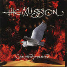 Carved in the Sand - CD Audio di Mission