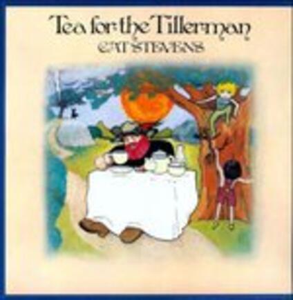 Tea for the Tillerman - Vinile LP di Cat Stevens
