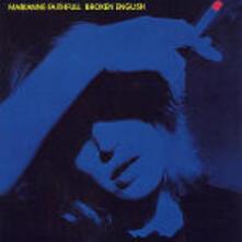 Broken English - CD Audio di Marianne Faithfull