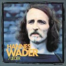 7 Lieder - CD Audio di Hannes Wader